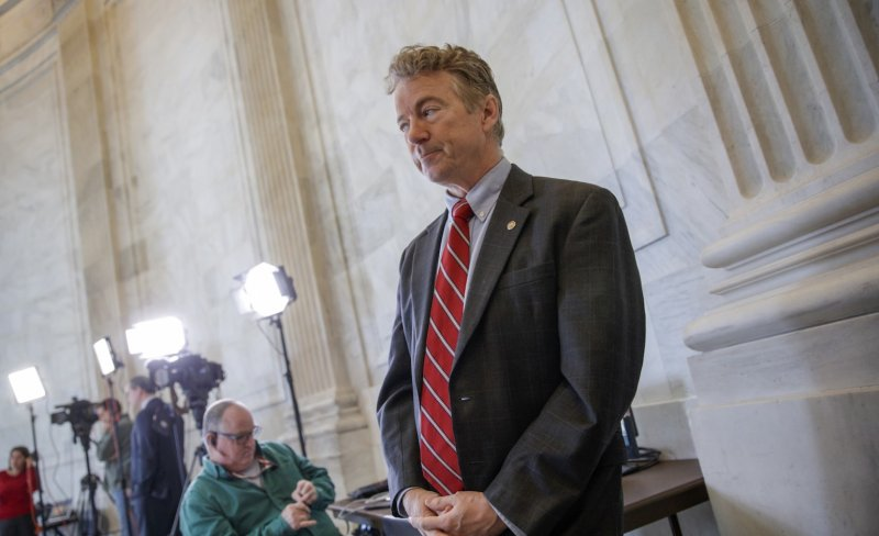 Envelope with white powder and death threat sent to Rand Paul's home