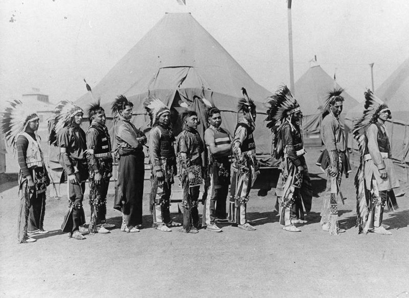 American Indians in the 45th Infantry Division