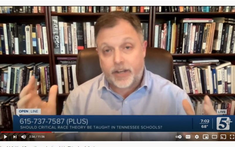 Critical Race Theory Explained By Tim Wise
