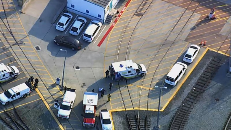 San Jose shooting: Employees among 'multiple casualties', sheriff says