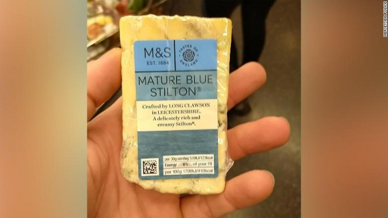 Drug dealer jailed after sharing a photo of cheese