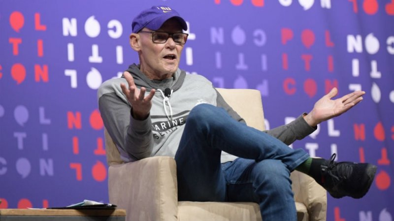 Carville urges Democrats to blame Trump for rising crime rates
