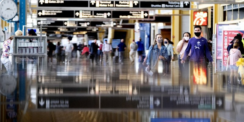 Americans wait on tenterhooks for official word on traveling abroad again