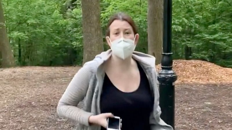 Amy Cooper sues ex-employer for racial discrimination after viral Central Park incident - ABC News