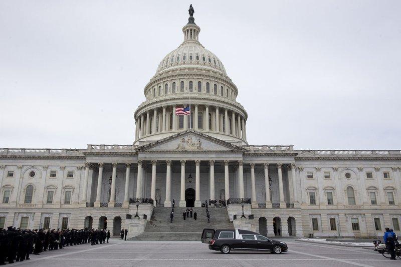 Mother of deceased Capitol Police officer presses GOP senators to back Jan. 6 commission