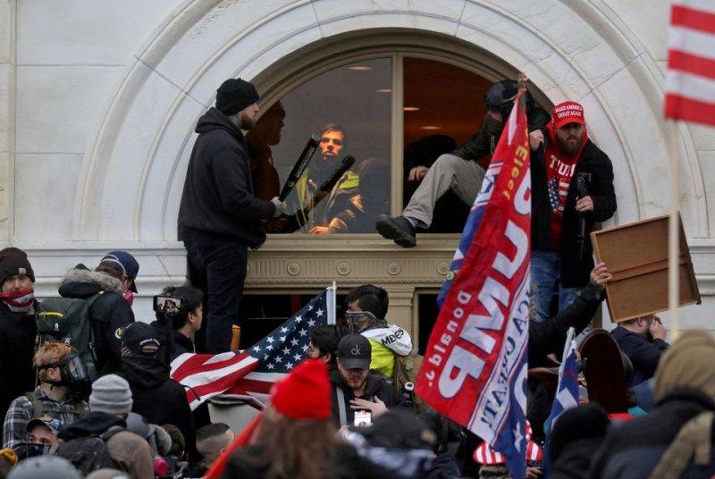 Republicans in U.S. Senate block probe of Capitol riot