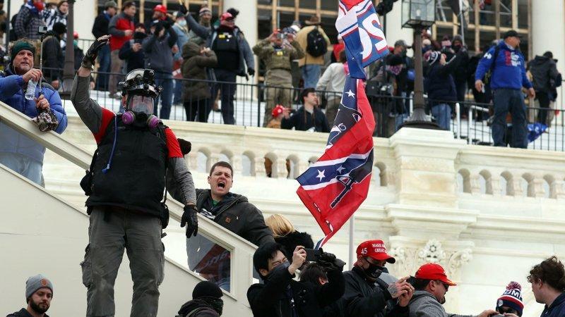 POLL: 73% of Republicans Blame Liberal Protestors for Jan. 6
