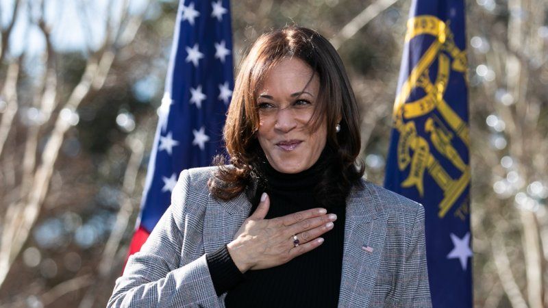 Kamala Harris Condemned For Memorial Day Weekend Tweet That Doesn't Mention Veterans