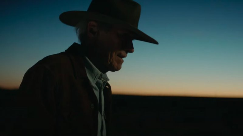 In a Perfect World, 91-Year-Old Clint Eastwood Would Keep Shooting Forever
