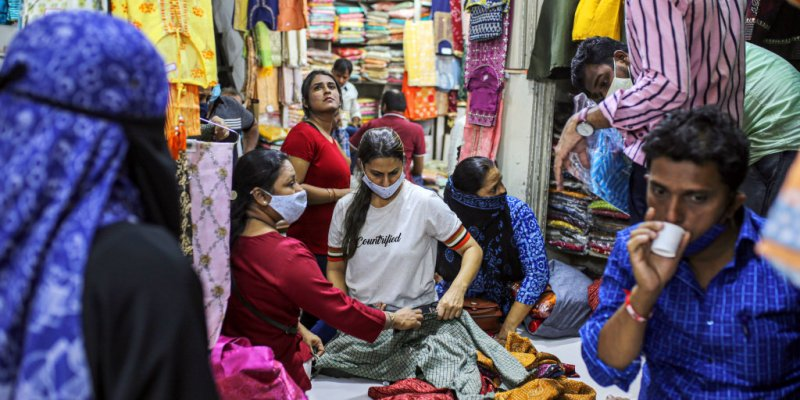 India's Covid crisis has ripple effects for garment industry worldwide