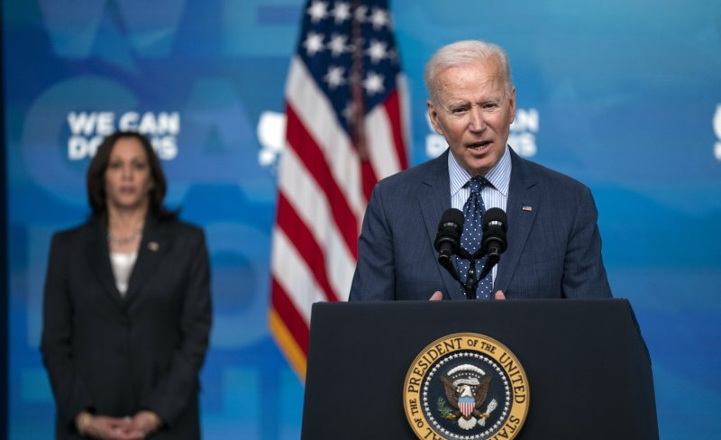 Biden hands Kamala Harris another political mess with voting reform