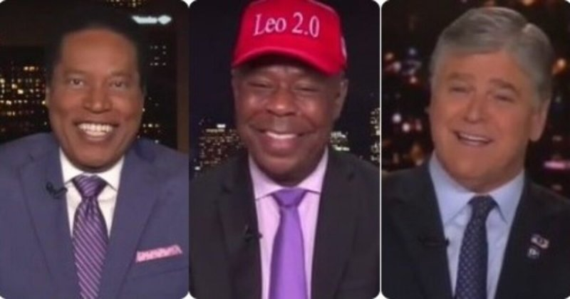 Leo Terrell goes off on latest insulting comments: Somebody's got to let Joe Biden know that he's racist