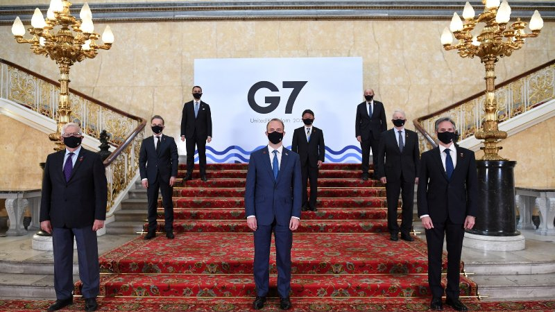G7 reaches deal on minimum corporate tax to make tech giants pay fair share