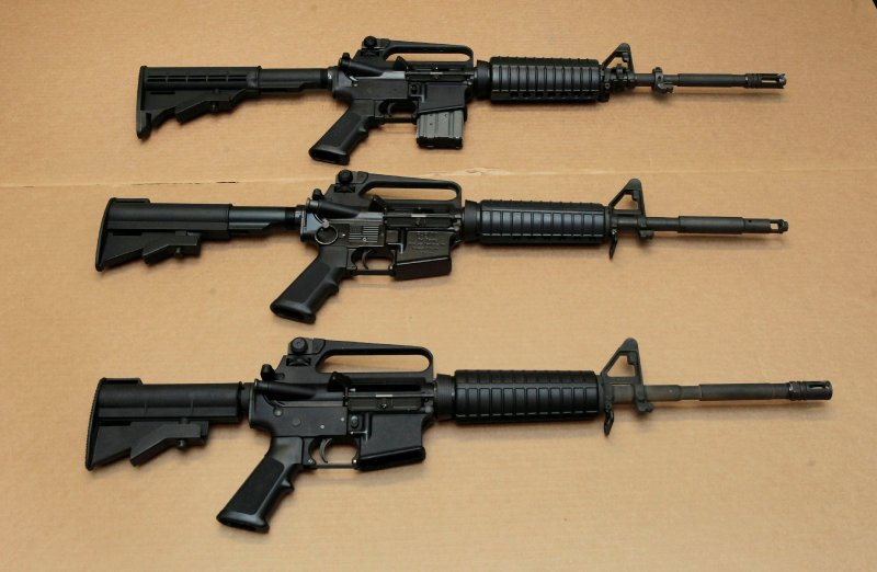California's assault weapons ban overturned as federal judge compares AR-15 to a Swiss Army knife