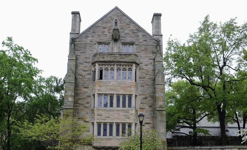 Psychiatrist describes to Yale audience her 'fantasies of unloading a revolver' into random 'white people'
