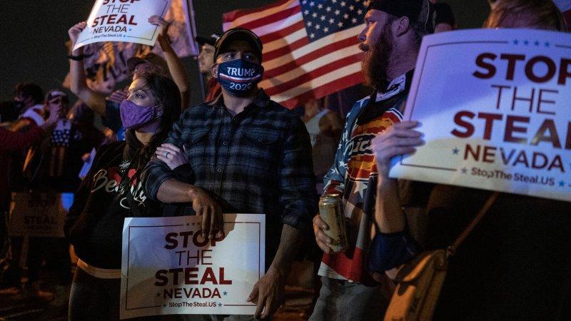Rejecting Biden's Win, Rising Republicans Attack Legitimacy of Elections
