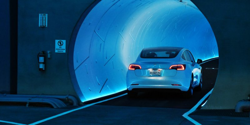 Urban tunnels by Musk's Boring Co. draw industry skepticism