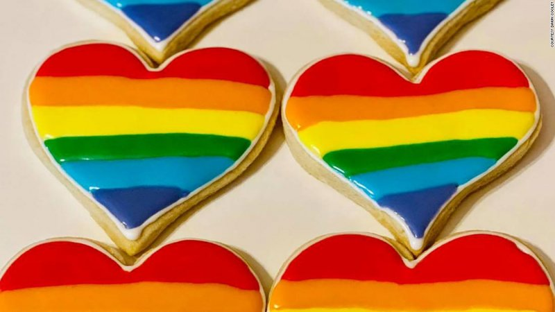A Texas bakery lost customers after selling rainbow Pride cookies. Thanks to supporters, it's sold out of cookies every day since - CNN