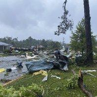 Twelve dead as Tropical Storm Claudette lashes southeast US