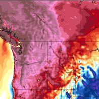 Unprecedented heat wave set to roast Pacific Northwest