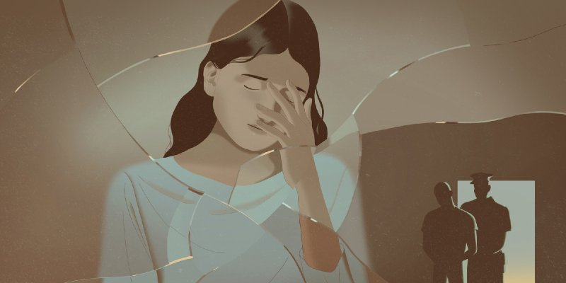 Native American women face an epidemic of violence. A legal loophole prevents prosecutions.