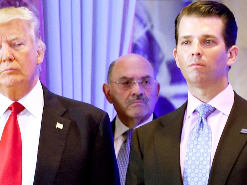 Manhattan prosecutors will charge the Trump Organization and its CFO with tax-related crimes on Thursday, report says
