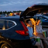'It's quite magical': The revival of drive-in movies amid the COVID-19 pandemic