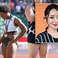 North Korea defector criticizes 'privileged' Gwen Berry