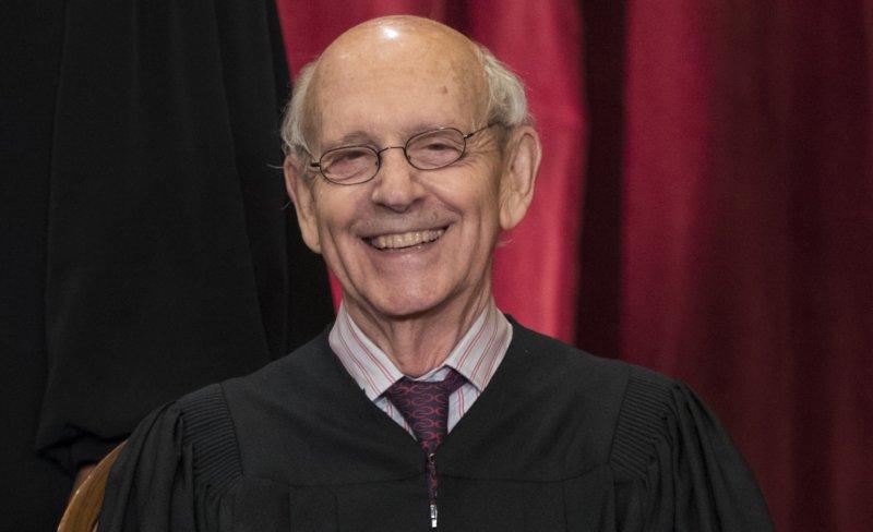 Stephen Breyer denies Left hope for swift retirement with clerk hires for Supreme Court fall term