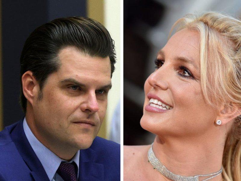 Britney Spears Invited To Speak Before Congress