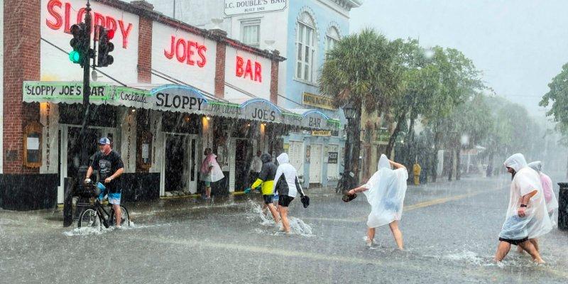 Florida braces as Hurricane Elsa gets nearer to coast, landfall expected Wednesday morning