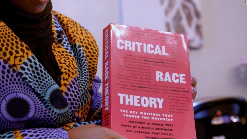 Critical race theory panic: Surveying the elusive 'national conversation on race'