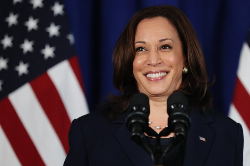 Kamala Harris Slammed For 'Insulting' Claim Rural Communities Can't Photocopy IDs