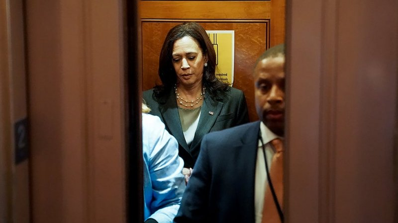 The Democrats are stuck with Kamala Harris, like it or not