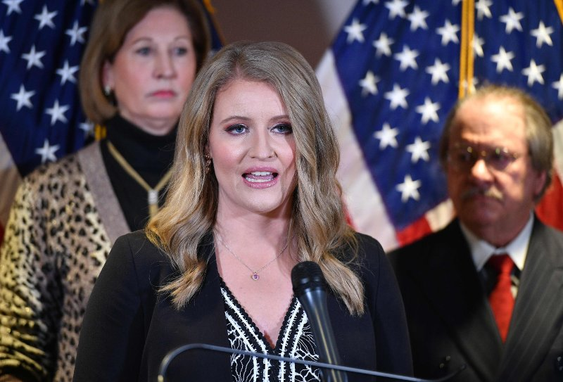 Jenna Ellis, Trump lawyer, exits GOP; official calls her work 'a joke'