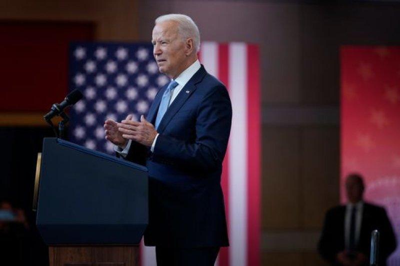Biden Blasts New State GOP Voting Restrictions