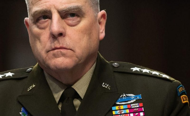 'This is a Reichstag moment': General Milley legitimately feared Trump would launch a 'coup'