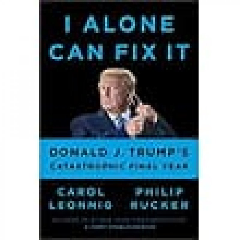 New Books Rip Last Shred Of Dignity Away From Trump Worship