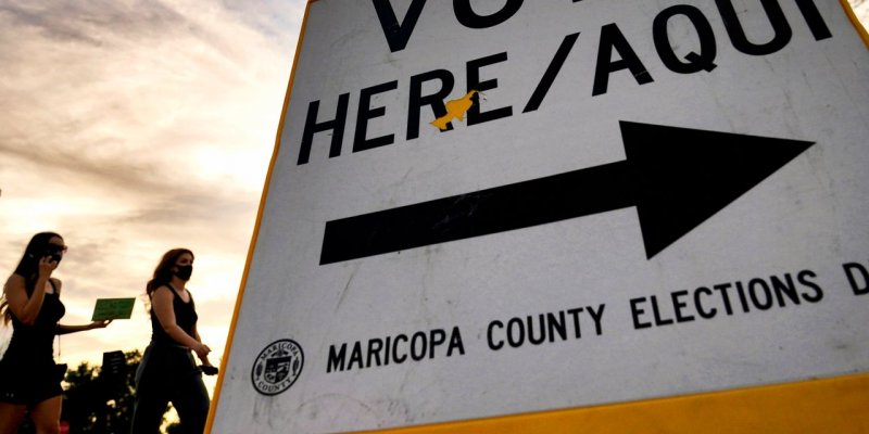 AP investigation finds fewer than 200 cases of voter fraud out of 3.4 million ballots cast in Arizona presidential election