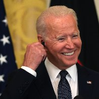 Joe Biden's Approval Rating Is Soaring Among Independents