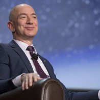 Jeff Bezos's Space Trip Is One Giant Leap for Inequality