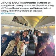 Texas Democrats pull worst publicity stunt — ever