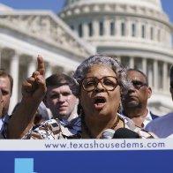 Texas Democrat makes 'slave' comparison to Gov. Abbott's arrest threats