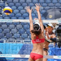 Does anyone else find beach volleyball boring?