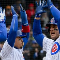 Chicago Cubs Shred Their Championship Lineup