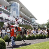 The Most Beautiful Horse Racing Track In America Is About To Be Closed Forever