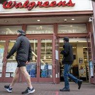 Walgreens closing 5 more San Francisco stores over shoplifting fears