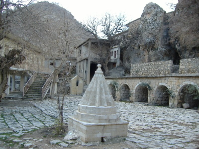 The Beginning of the Universe (Who are the Yazidis)