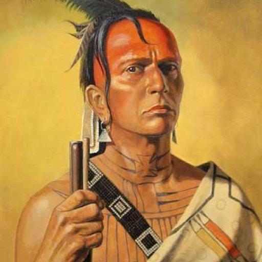 Tsalagi warrior