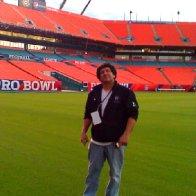 Joe Robbie Stadium Pro and Super Bowl Setup